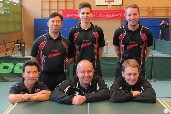 1. Herren - Regionalliga SW